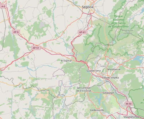 Gasoil a domicilio provincia Segovia